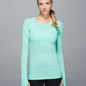 Lululemon - run: swiftly tech long sleeve *crew